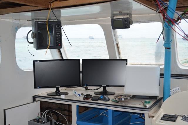 Linemaster marine electronics